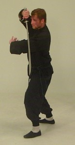 Feng Shou Broad Sword