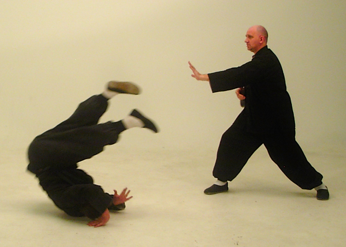 Chi Shu – The Li Family Taoist Art of Throwing
