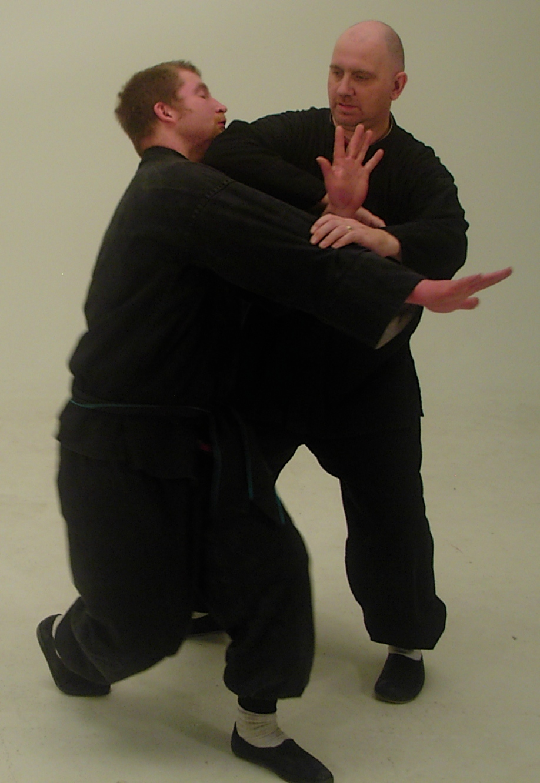 """Feng Shou Chuan Shu - """"Hand of the Wind Boxing"""""""