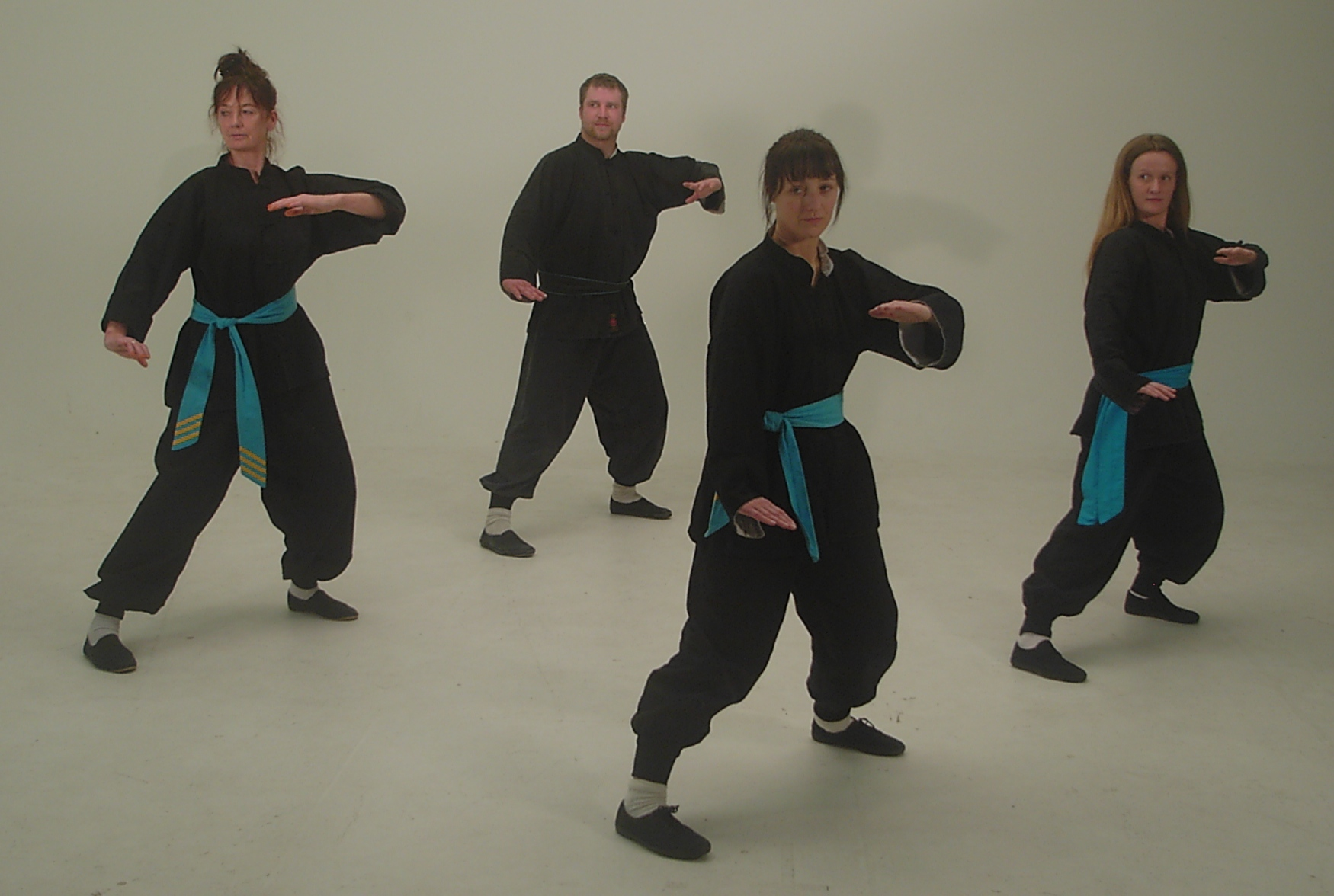 "K'ai Men - ""Ho Ping – Unity"" - ""Open Door"""